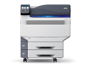 Цветной принтер OKI